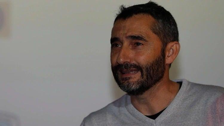 """Ernesto Valverde: """"Entrenar al Barça fue una suerte increíble"""""""