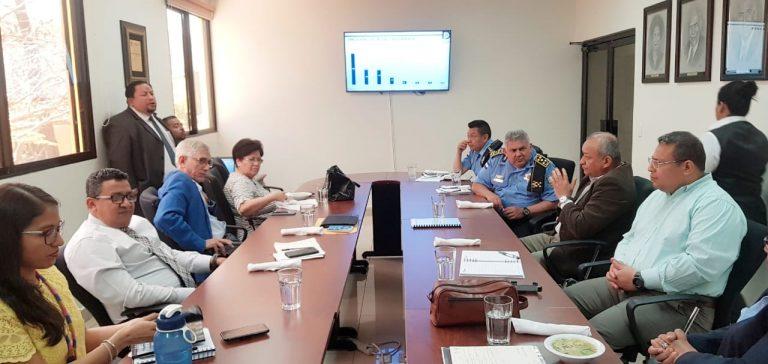 Didadpol presenta informe de gestión 2019 ante Comisión Depuradora