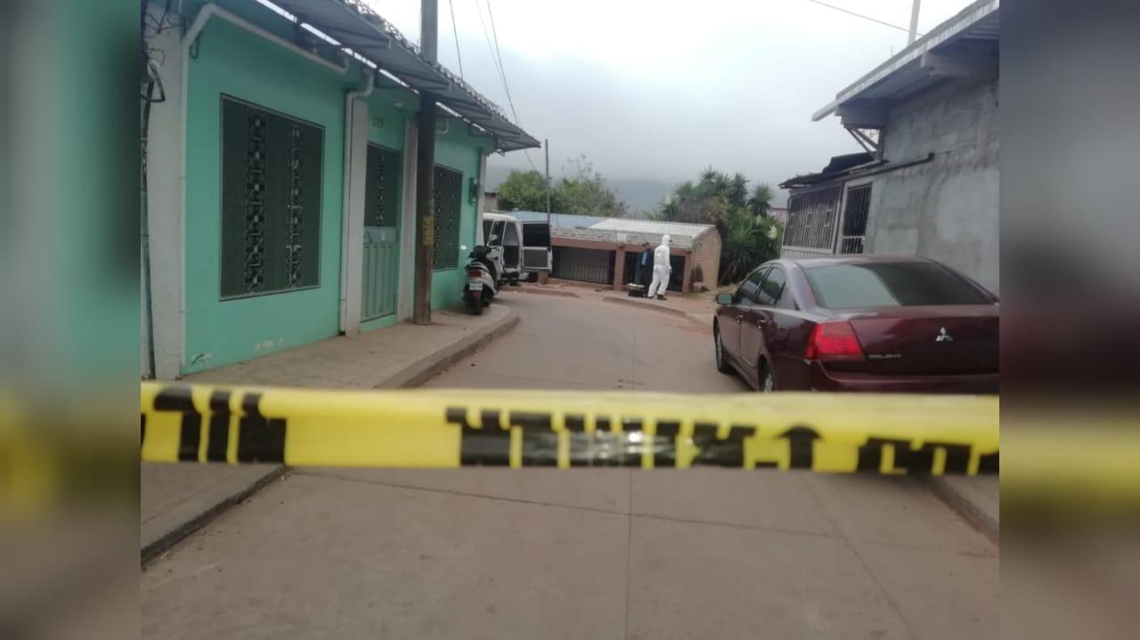 TGU: matan a golpes a una mujer en colonia La Travesía