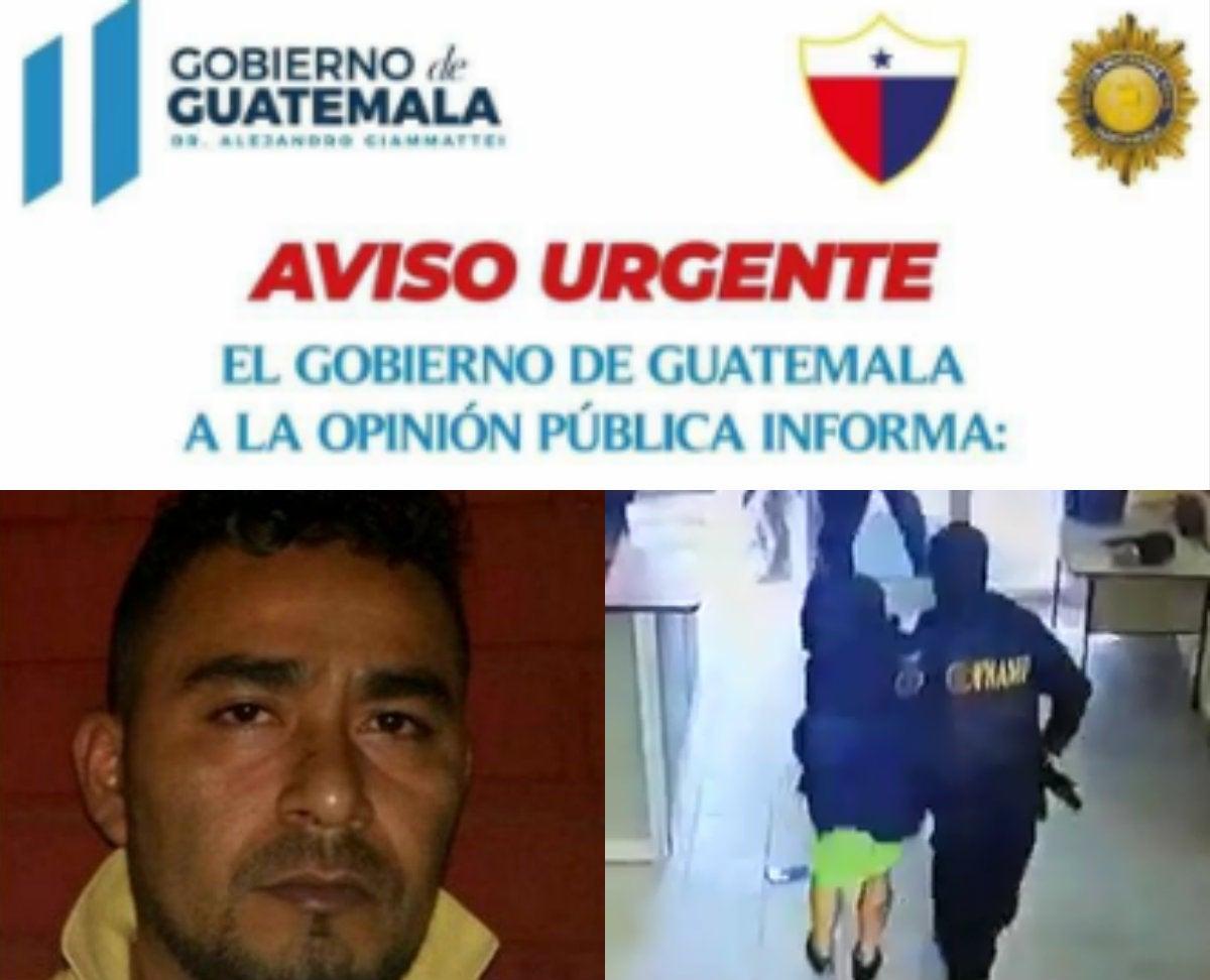 Guatemala en alerta ante posible ingreso de «El Porkys»