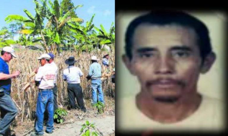 Campesinos denuncian orden de captura contra dirigente… ¡muerto!