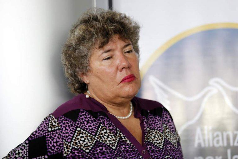 """Hilda Caldera: """"De urgencia el MP debería entrevistar a Ramírez del Cid"""""""