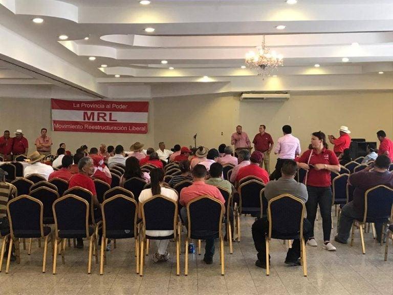Choluteca: José Luis Moncada impulsa la unidad del Partido Liberal