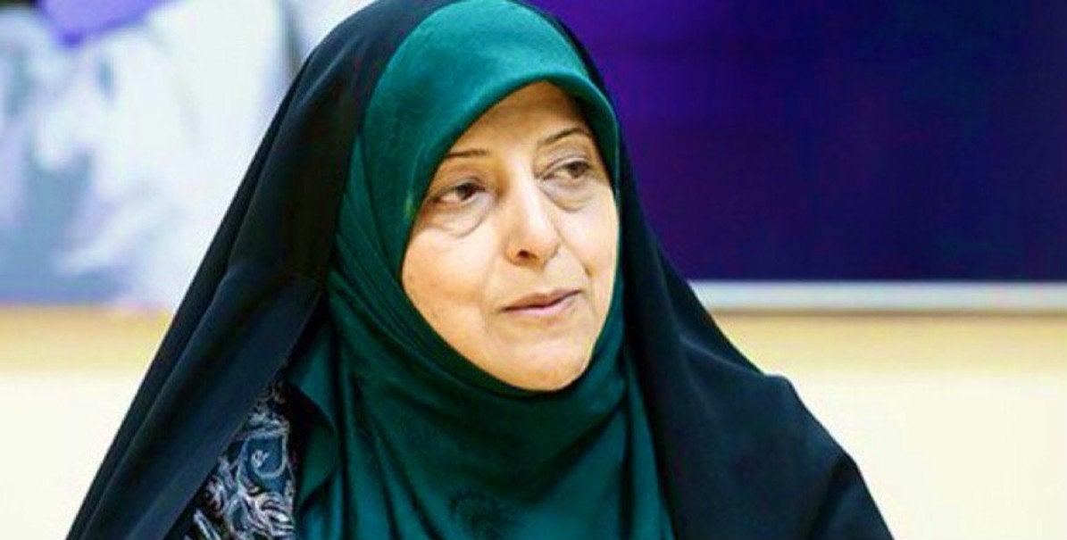 Vicepresidenta de Irán da positivo por coronavirus y está en cuarentena