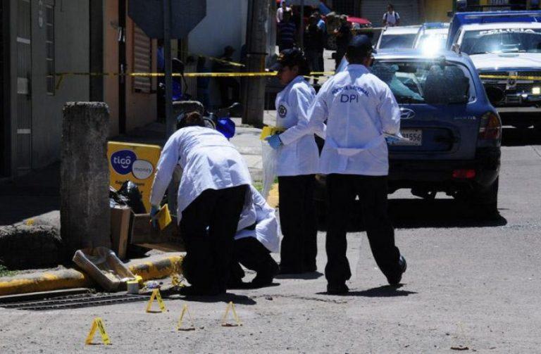 OV-UNAH: 21 personas muertas en 5 masacres en lo que va del 2020