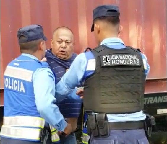 Secretaría de Seguridad aclara vídeo de agresión a transportista