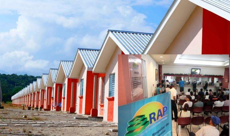 RAP cuenta con L 14 mil millones para financiamiento de vivienda social