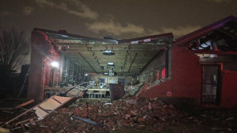 EE.UU: tornados en Nashville deja 19 personas muertas