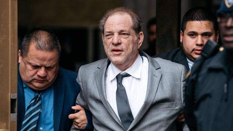 EEUU: condenan a Harvey Weinstein a 23 años de cárcel