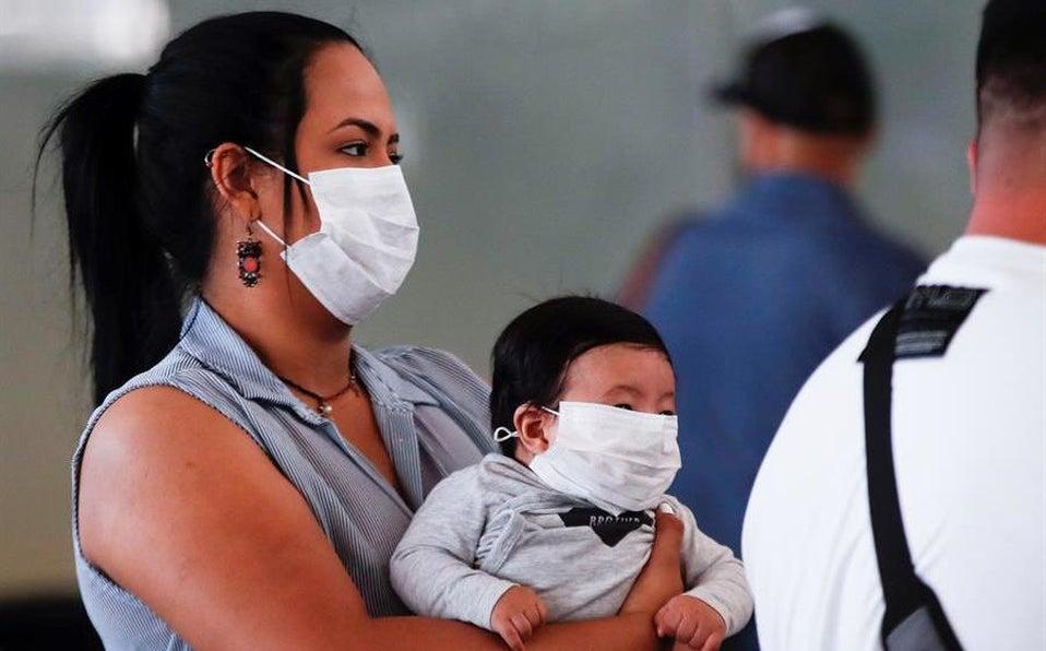 México: 717 infectados y 12 muertos de Covid-19