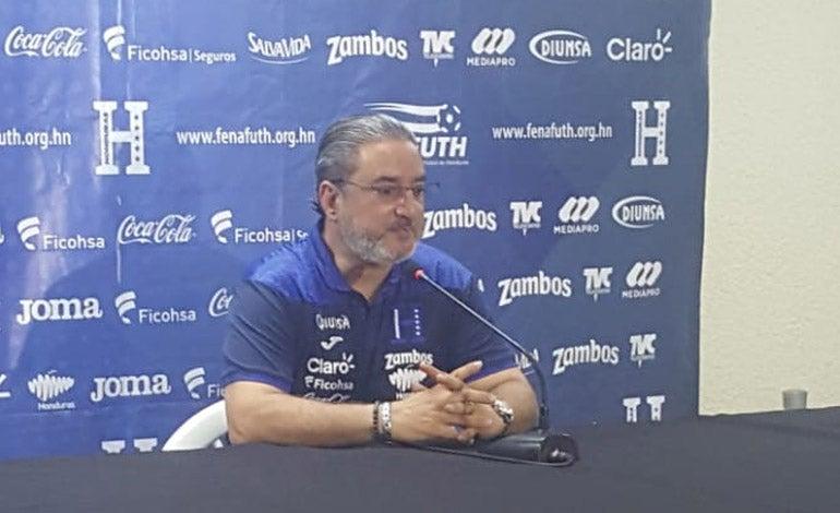 """Gerardo Ramos: """"El Preolímpico está suspendido"""""""