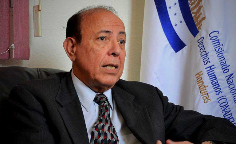 Ombudsman hondureño solicita al Congreso ser reelecto por seis años más