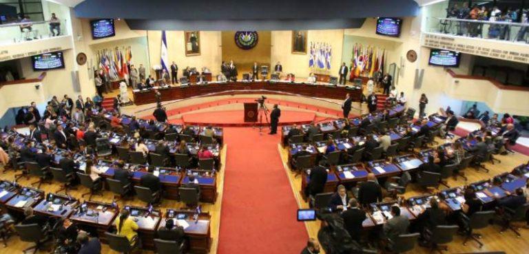 El Salvador: Congreso a sesión extraordinaria ante emergencia por Covid-19