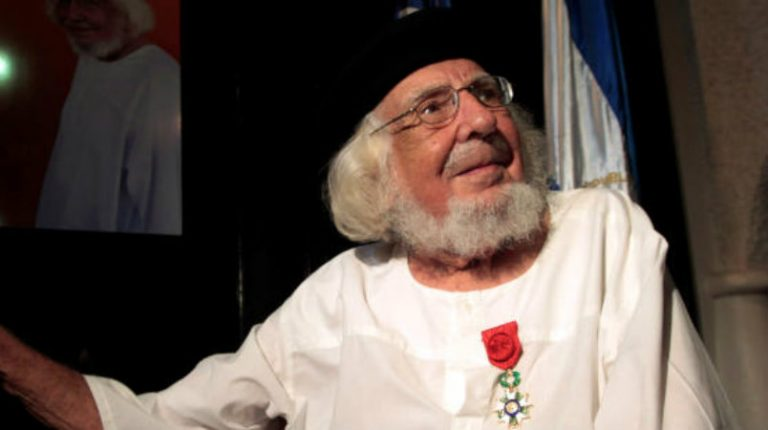 Muere el poeta nicaragüense Ernesto Cardenal a sus 95 años
