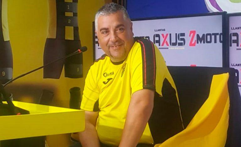 Ramiro Martínez: «Por ahora solo quiero ir a ganar a Cortés»