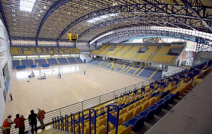 Palacios de los deportes UNAH