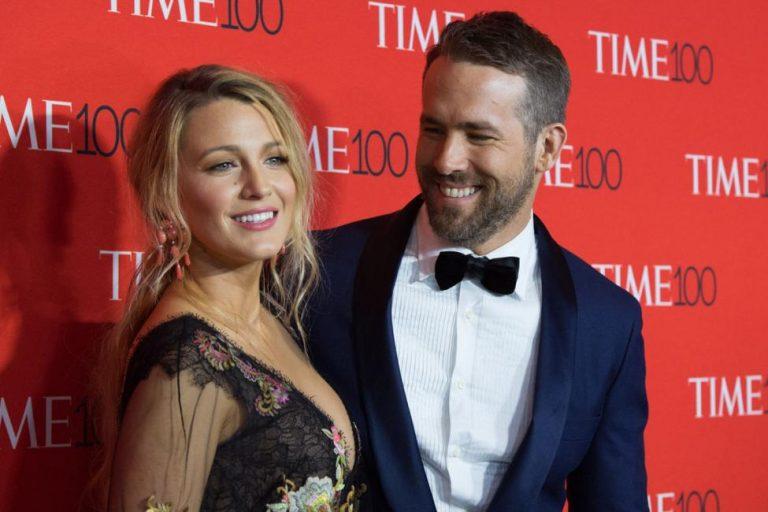 Ryan Reynolds y Blake Lively aportan a lucha contra COVID-19: ¿cuánto donaron?