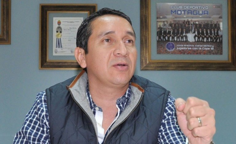 Motagua vs Olimpia se jugará con afición, confirma directivo del azul