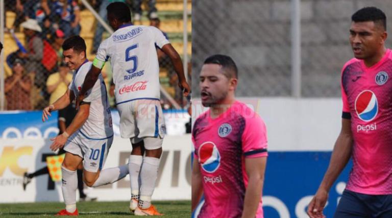 ¿Cómo quedó el último Clásico Capitalino disputado en Comayagua?