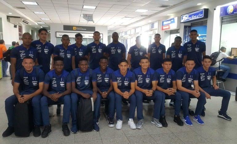 FENAFUTH anuncia el feliz regreso de la Sub-20 desde Uruguay
