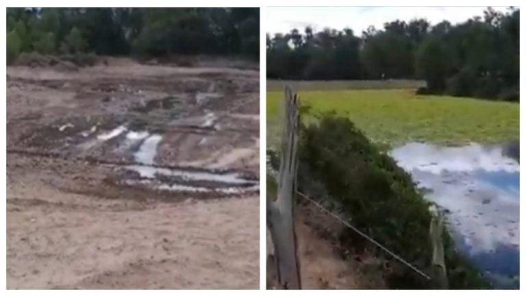 Denuncian Azucarera Tres Valles por desviar caudal de río Choluteca