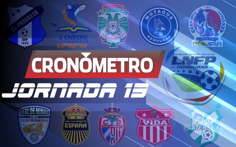 Jornada 13 de Liga Nacional se llevará a cabo con normalidad en Honduras