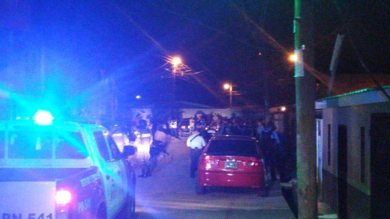 TGU: masacre en San Francisco deja al menos cuatro muertos y un herido