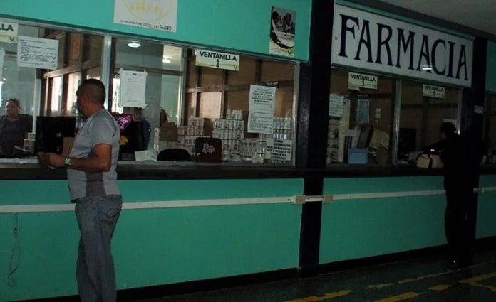 Poca afluencia de derechohabientes en farmacias del IHSS