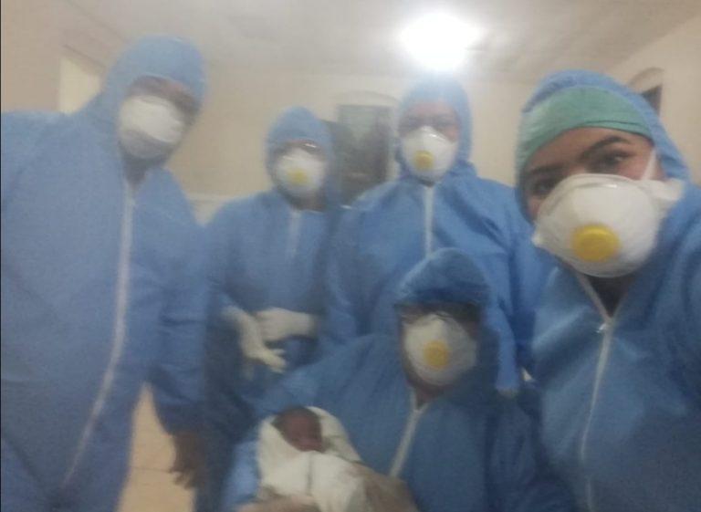 Honduras: nace el bebé de mujer infectada por Covid-19