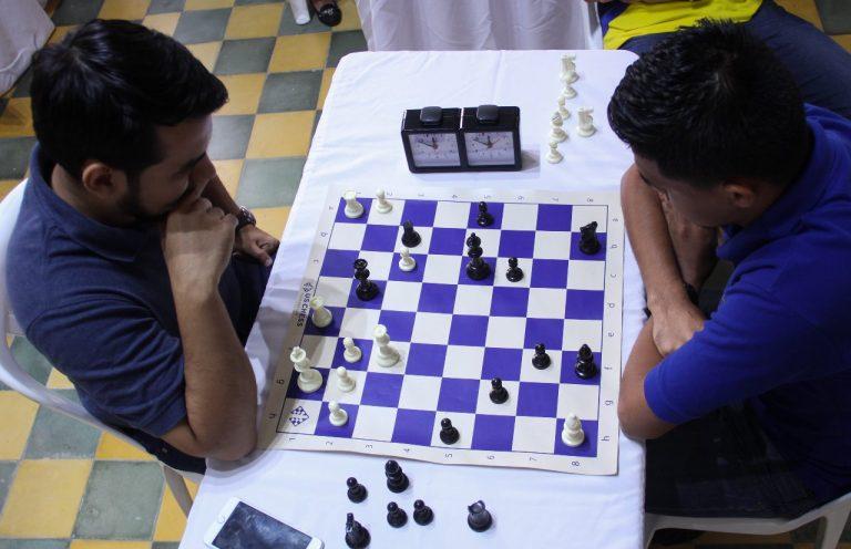 Con éxito se llevó a cabo torneo de Ajedrez en San Pedro Sula