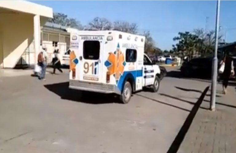 Sospechosa de coronavirus es ingresada al Hospital Atlántida