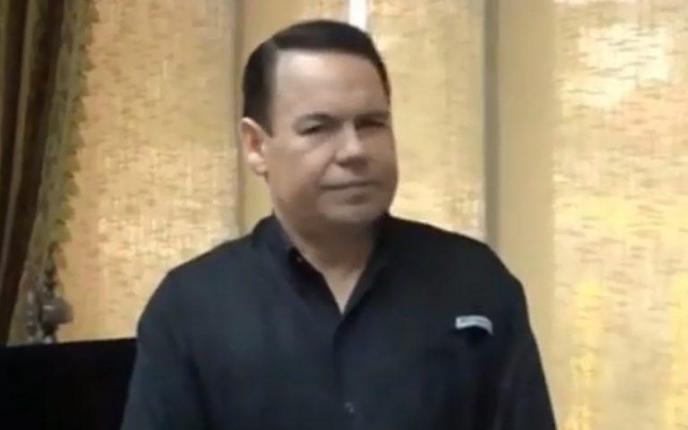 Defraudación fiscal: Luis Leiva debe pagar más de L 600 mil antes de conciliar