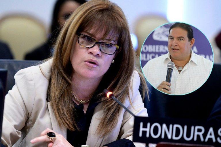 Vicesecretario de Seguridad propone a su esposa como comisionada de CONADEH
