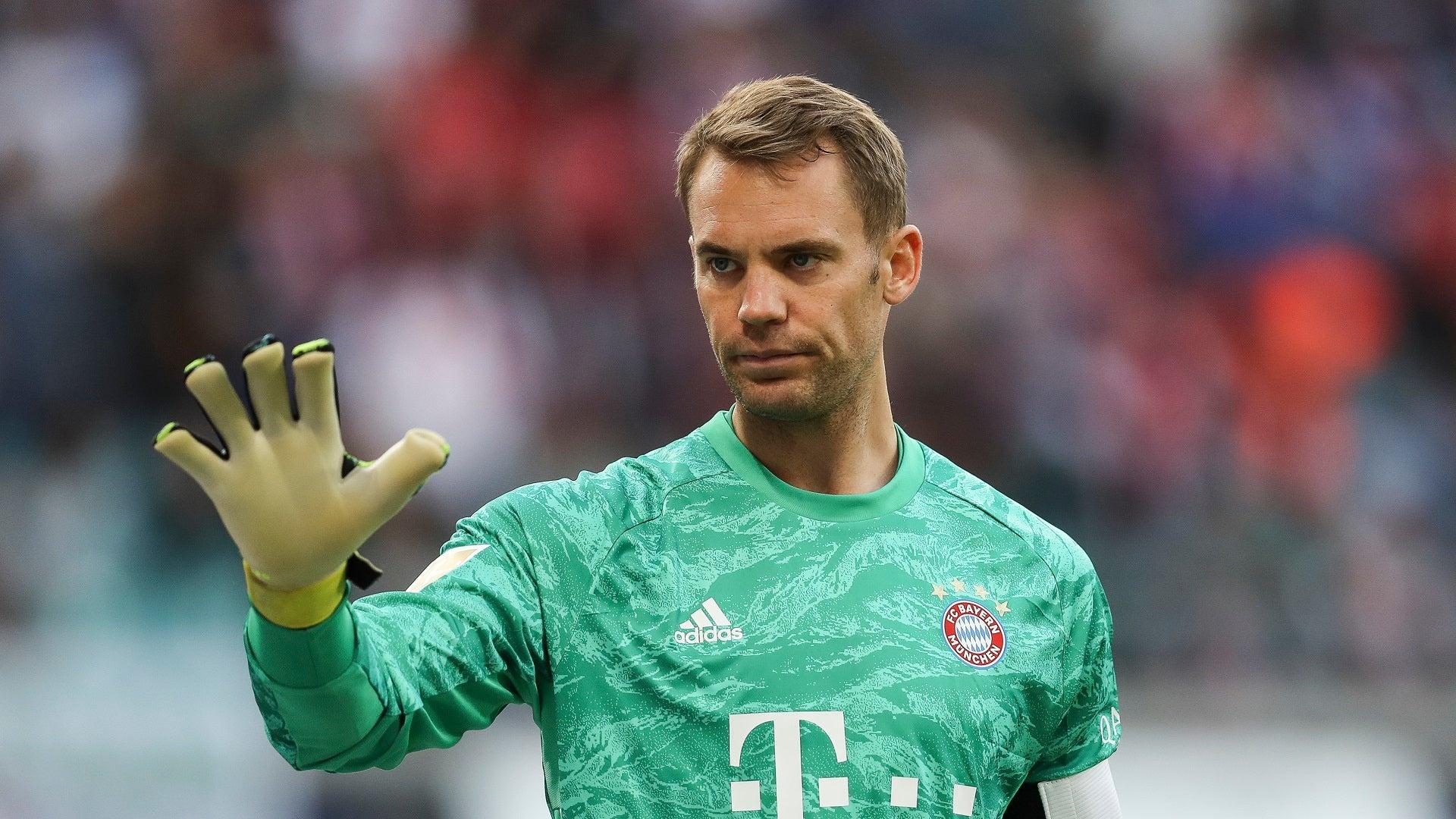 """Manuel Neuer: """"Debemos aceptar un recorte salarial"""""""