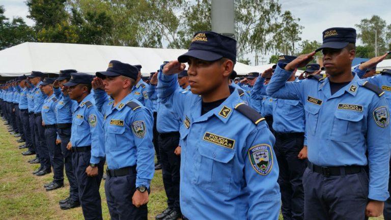 Seguridad anuncia nueva reestructuración de mandos en la Policía Nacional