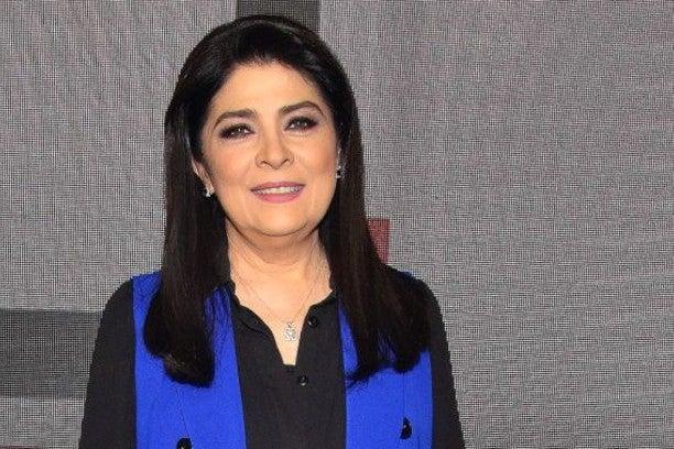 Victoria Ruffo afirma que no perdonaría a Eugenio Derbez