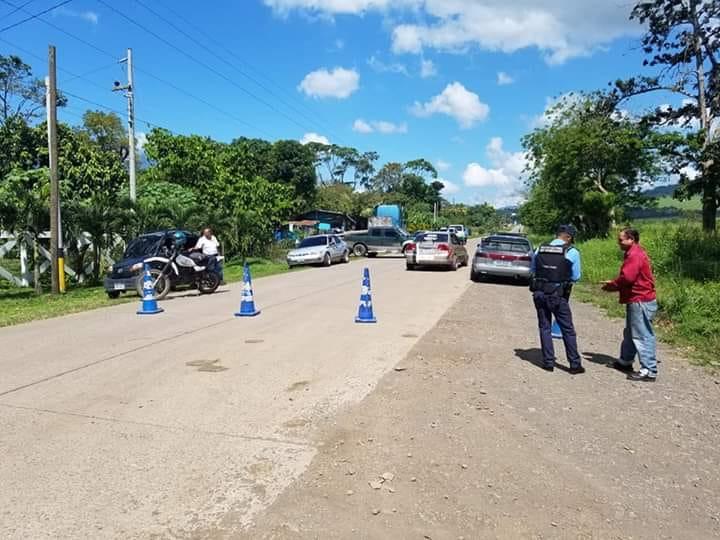 Posible contagio multiplicador de coronavirus en Santa Cruz de Yojoa tras caso confirmado