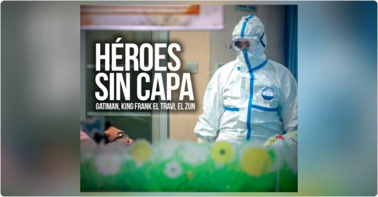 """""""Héroes sin capa"""", el mensaje de aliento de los cantantes hondureños"""