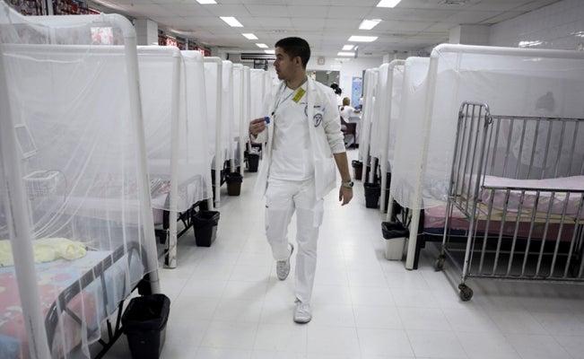 Primer trimestre de 2020: Honduras reporta más de 10 mil casos de dengue