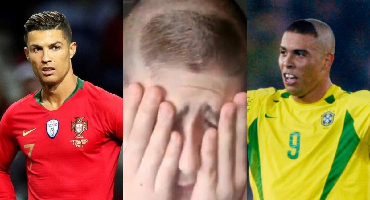 Niño pide corte de Cristiano Ronaldo y todo sale mal…