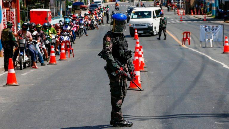 Filipinas Covid-19: Duterte ordena matar a quien viole cuarentena