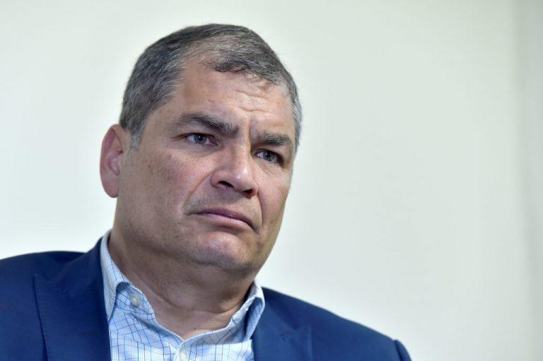 Ecuador: Rafael Correa, condenado a 8 años de prisión por corrupción
