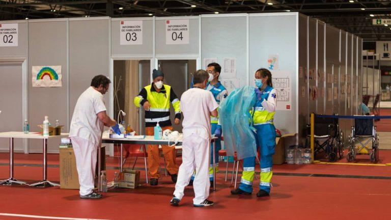 España: 204,000 infectados y 21,282 muertos por Covid-19