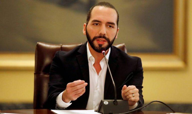 COVID-19: Trump ayudará a El Salvador y esto respondió Nayib Bukele