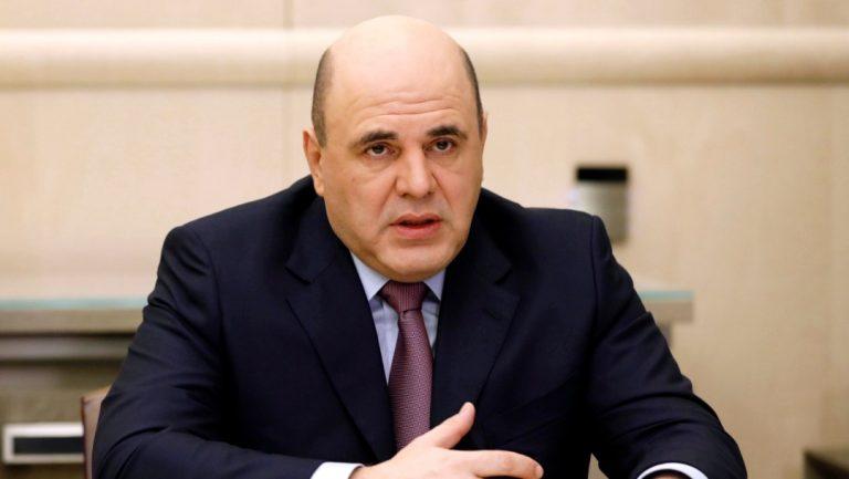 Rusia: primer ministro Majaíl Mishustin, se contagia de Covid-19