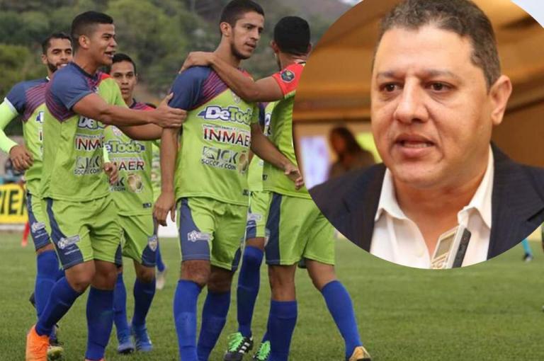 Real de Minas no apoya la cancelación del Clausura 2020