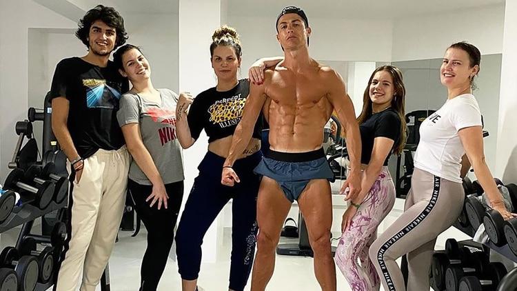 VIRAL: La fotografía de Cristiano Ronaldo que revoluciona las redes