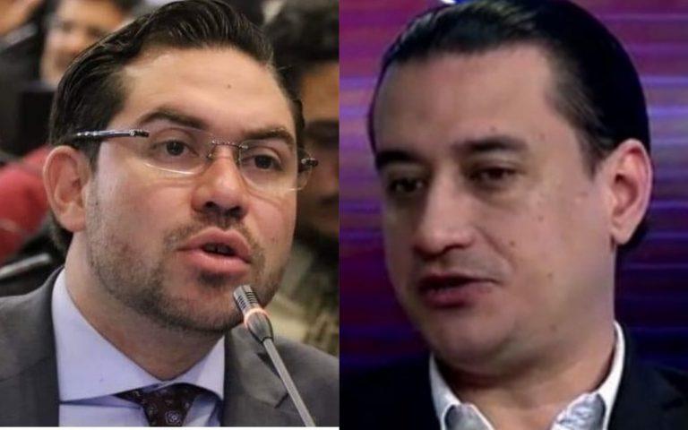 "Jorge Cálix: ""Marcos Bográn ha cometido actos asquerosos de corrupción"""