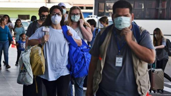 Costa Rica Covid-19: amplían cierre de fronteras a extranjeros