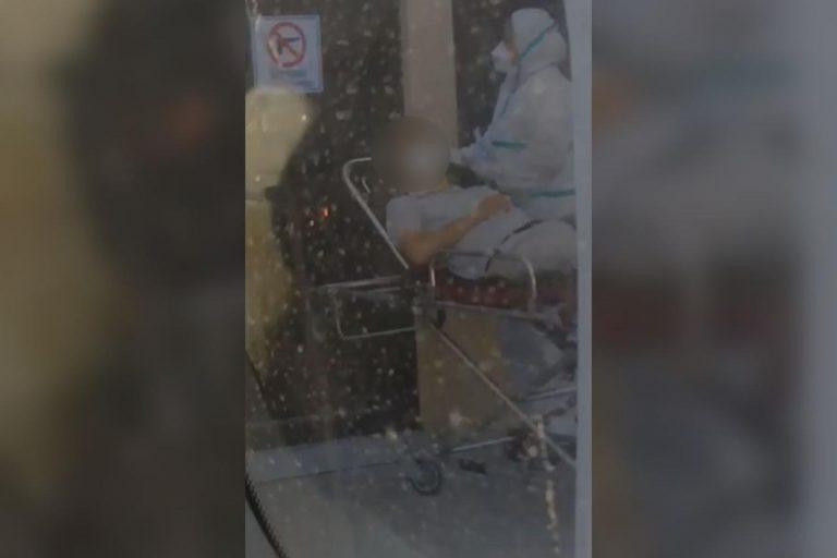 Covid-19: retiran de la morgue cuerpo ciudadano asiático que murió en SPS